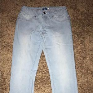 Light Wash Pants